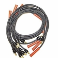 IGNITION WIRE SET, 1974-92 8 CYL, CJ, SJ