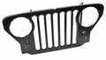 Grille, 1947-1949 Jeep CJ2A-Late