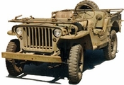 Willys Jeep Body Parts for 1941-45 MB and Ford GPW