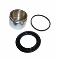 Brake Caliper Piston & Seal Kit, fits 1978-1981 Jeep CJ5, CJ7 with 2 Bolt Caliper Bracket