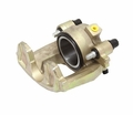 Left Side Brake Caliper Assembly, 1982-86 Jeep CJ, 1987-89 Wrangler YJ, 1984-89 Cherokee XJ