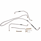 Willys Jeep Complete Formed Steel Fuel Line Kits