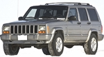 Jeep Cherokee XJ Suspension Parts (Years 1984-2001)