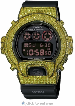 The Blazin Stealth Series Custom G-Shock Bezels by ZShock