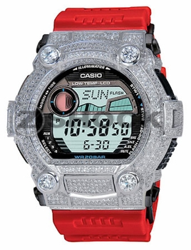 The ZShock MonZter Bezel Collection for the G-Shock