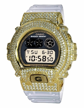 25th Anniversary G-Shock With The Premier Z-Shock Bezel