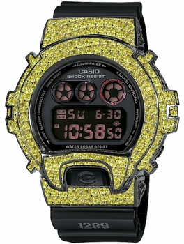 The Blazin Series Custom G-Shock Bezels by ZShock