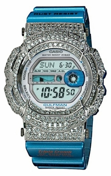 The STORM Series Custom G-Shock Bezels by ZShock