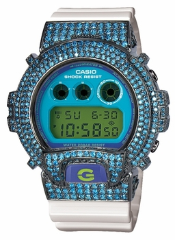 The Avatar Series Custom G-Shock Bezels by ZShock