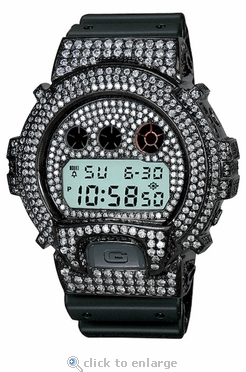 The ULTRA Luxe Genesis Custom G-Shock by  ZShock