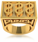 The $$$ Punch Ring by ZShock