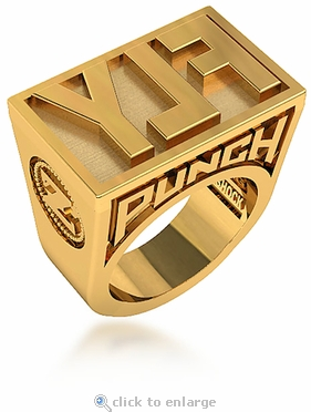 The FLY Punch Ring by ZShock