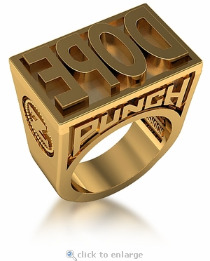 ZShock DOPE Punch Ring
