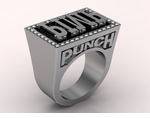 ZShock PIMP Punch Ring