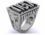 ZShock X Teyana Taylor Custom UGLY Punch Ring