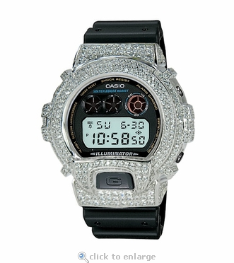 The Premier Genesis Custom G-Shock with ZShock Bezel