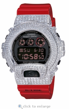 The Premier Plasma Custom G-Shock With ZShock Bezel