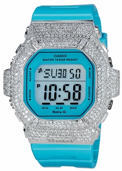 The Vixen Series ZShock Bezel For The Baby-G Luminous