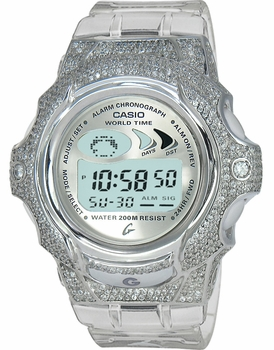 The ZShock Bezel Jellin Series for G-Shock  Baby-G Jelly