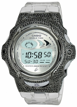 The ZShock Bezel Centuria Series for The G-Shock Baby-G Jelly