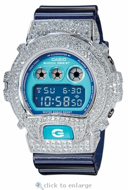 The Premier Polo Custom G-Shock with ZShock Bezel