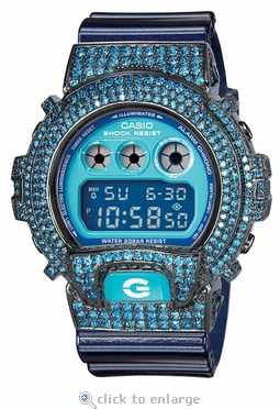 The Avatar Polo Custom G-Shock with ZShock Bezel