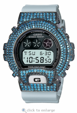 The Avatar Bold Custom G-Shock with ZShock Bezel