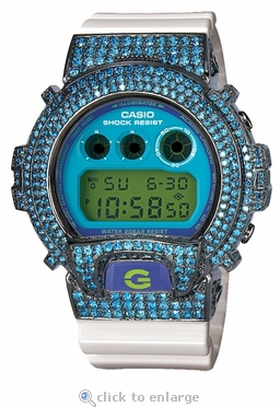 The Avatar Aquadome Custom G-Shock with ZShock Bezel