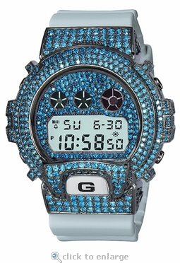 The ULTRA Avatar Bold custom G-Shock by ZShock