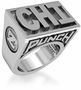 ZShock Chicago CHI Punch Ring