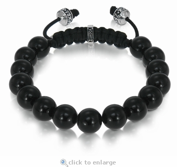 The Shockra Nome Onyx Bracelet by ZShock