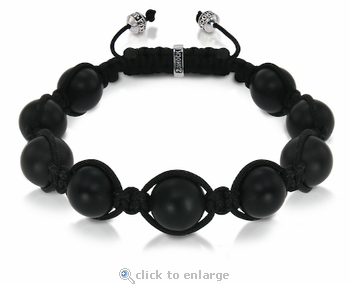 Shockra Steezo Onyx Bracelet by ZShock