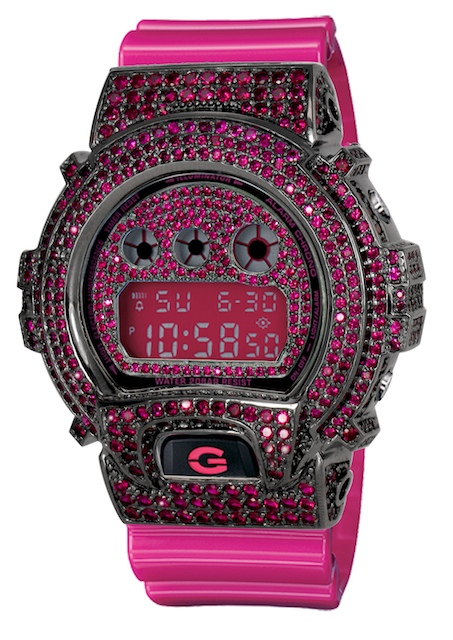 The ULTRA Jubilee Metro custom G-Shock by ZShock