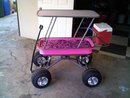 Custom Pink Wagon