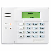Honeywell 5828 Wireless<br>Fixed-English Keypad