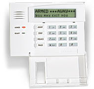 Honeywell  6160 Alpha<br>Security Keypad