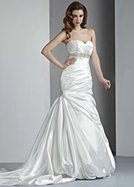 Davinci 50024 Wedding Dress