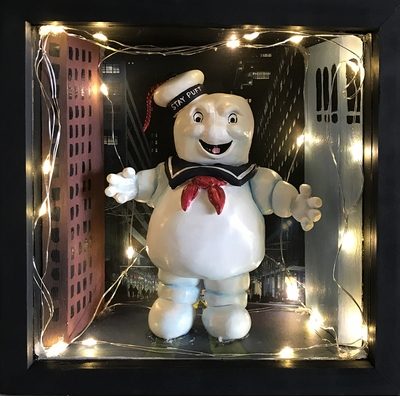 Stay Puft/shipped