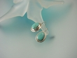 Turquoise Sterling Silver Earrings -TQ5138E