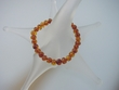 Honey  Baltic  Amber  Stretch  Bracelet -SOLD
