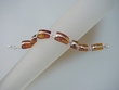 Honey Baltic Amber Sterling Silver Link Bracelet