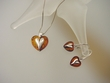Honey Baltic Amber Sterling Silver Necklace and Earrings -SOLD