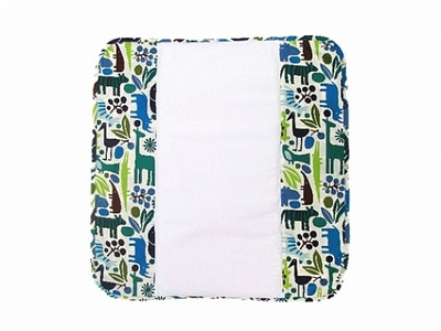The Plush Pad® by Ah Goo Baby® - Zoo Frenzy