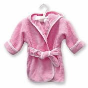 Trend Lab Pink Infant Terry Robe