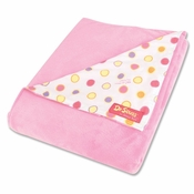 Trend Lab Dr. Seuss Pink Oh, the Places You'll Go! Blanket