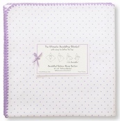 SwaddleDesigns - Ultimate Receiving Blanket - Lavender