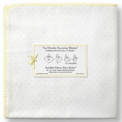 SwaddleDesigns - Ultimate Receiving Blanket - Pastel Yellow