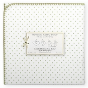SwaddleDesigns - Ultimate Receiving Blanket - Sage