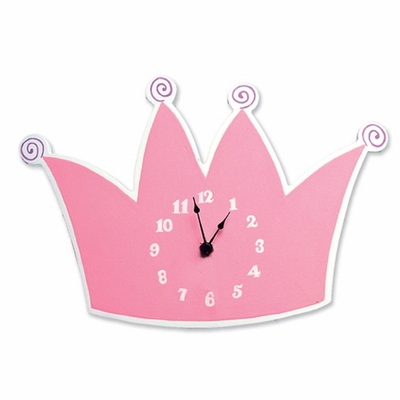 Tiara Wall Clock