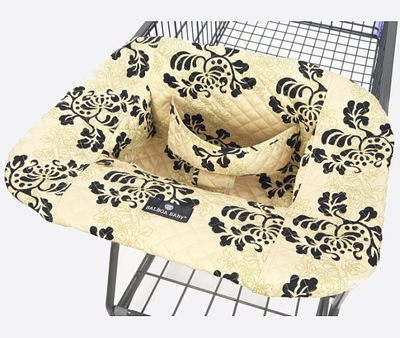 Balboa Baby Shopping Cart/High Chair Cover Lola